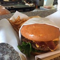 Photo taken at Burger Bueno by Jim B. on 6/18/2015