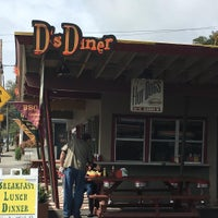 Photo taken at D's Diner by Donna M. on 3/21/2016