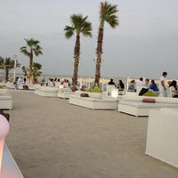 Photo taken at Nasimi Beach by Ahmad B. on 5/2/2013