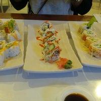 Photo taken at Haikara ハイカラ Sushi by Dian P. on 5/27/2014