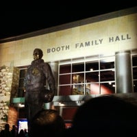 Photo taken at Allen Fieldhouse by Alyissa J. on 11/27/2012