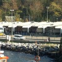 Photo taken at Harem Inter-City Bus Terminal by Bülent Ö. on 12/11/2012
