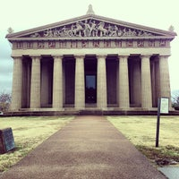 Photo taken at The Parthenon by Kevin D. on 12/4/2012