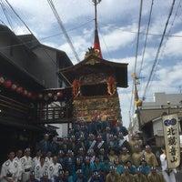 Photo taken at 北観音山 by S.Kajimoto on 7/24/2016