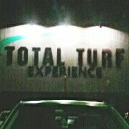Photo taken at Total Turf Experience by RIDDIC R. on 2/23/2014