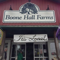 Photo taken at Boone Hall Farms by Heather D. on 4/5/2013