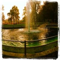 Photo taken at Parco Renzo Rivolta by Natascia S. on 10/18/2013
