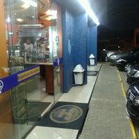 Photo taken at Panificadora Barão de Itapura by Evandro C. on 10/11/2012