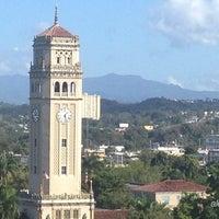 Photo taken at Universidad de Puerto Rico by Alex on 2/8/2013