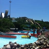 Photo taken at Dedeman Aquapark by Osman K. on 7/2/2013