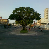 Photo taken at Avenida João Paulo II by Andrey R. on 10/16/2013