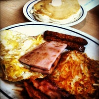 Photo taken at IHOP by Ayan D. on 11/8/2012