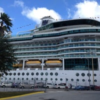 Photo taken at Port of Tampa by Mike S. on 12/13/2012