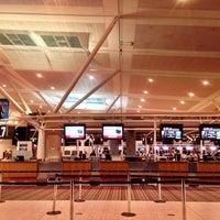 Photo taken at Brisbane Airport (BNE) by Jenson L. on 7/2/2013