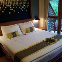 Photo taken at P. P. Erawan Palms Resort by Boy N. on 10/12/2013