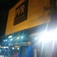 Photo taken at PVR Naraina by Abhishek S. on 11/2/2014