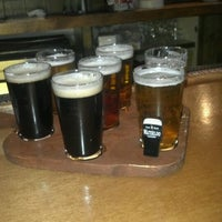 Photo taken at Backcountry Brewery by Andy A. on 9/24/2012