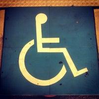 Photo taken at MetrôRio - Estação Central by Alessandro C. on 10/12/2012
