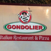 Photo taken at Gondolier Pizza by Aaron S. on 7/15/2013