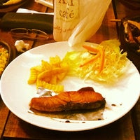 Photo taken at Alibaba Steak by Eriz M. on 5/19/2013