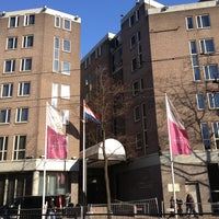 Photo taken at Crowne Plaza Amsterdam City Centre by Royal Partners E. on 3/27/2013