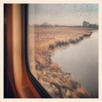 Photo taken at NJT - Main/Bergen County Line by Laura H. on 12/24/2012