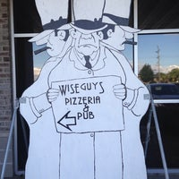 Photo taken at Wise Guys by Sarah S. on 9/12/2013