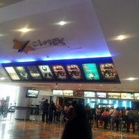 Photo taken at Cinex by Jorge Alejandro S. on 6/20/2014