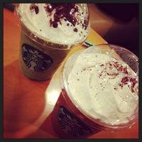 Photo taken at Starbucks Coffee クリスタ長堀店 by aya---life on 6/19/2013