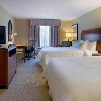 Photo taken at Hilton Garden Inn Beaufort by Brian L. on 5/15/2013
