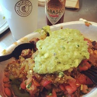 Photo taken at Chipotle Mexican Grill by Edwin on 11/26/2013