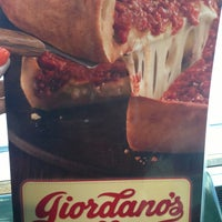 Photo taken at Giordano's by Stephanie H. on 6/3/2013