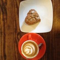 Photo taken at Cafe Grumpy by Zach H. on 2/14/2013