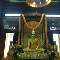 Photo taken at Wat Krok Krak by พอดีพอดี ด. on 3/25/2016