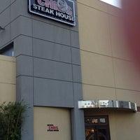 Photo taken at Ruth's Chris Steak House by LoveLilyStarGazers on 7/10/2013