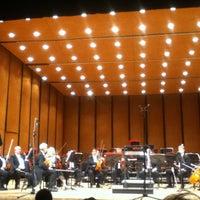 Photo taken at Teatro Degollado by Lupiis G. on 5/3/2013
