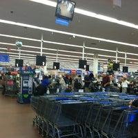 Photo taken at Walmart Supercenter by Brandon M. on 11/21/2012