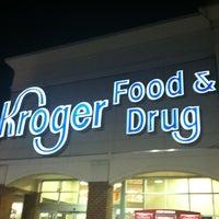 Photo taken at Kroger by Brandon M. on 11/26/2012