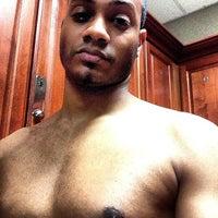 Photo taken at LA Fitness by LJ on 3/12/2013