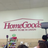 Photo taken at HomeGoods by Brandon P. on 4/13/2013