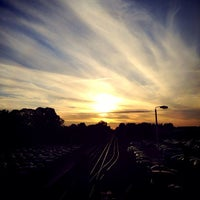 Photo taken at Royston Railway Station (RYS) by Phil M. on 10/17/2013