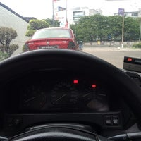 Photo taken at PETRONAS Station by Adrys S. on 9/14/2014