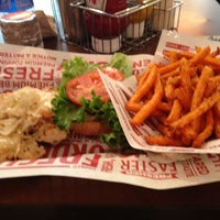 Photo taken at Smashburger by Kitty B. on 5/2/2013