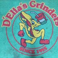 Photo taken at D'Elia's Grinders by Lindsay F. on 2/2/2013