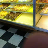 Photo taken at MJ's donuts by Tyler M. on 7/21/2012