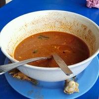 Photo taken at Restoran Ukhwah 1Malaysia by mhb151186 M. on 1/4/2012