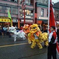 Photo taken at Chinatown by Hiroki T. on 1/29/2012