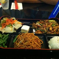 Photo taken at Bento Cafe by Andrea A. on 10/26/2012
