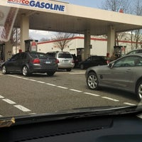 Photo taken at Costco Gasoline by Nicholas S. on 4/7/2013