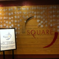 Photo taken at The Square Restaurant by Kevin K. on 12/18/2012